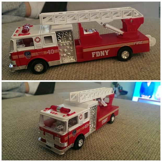 dagens favoritt - brannbil